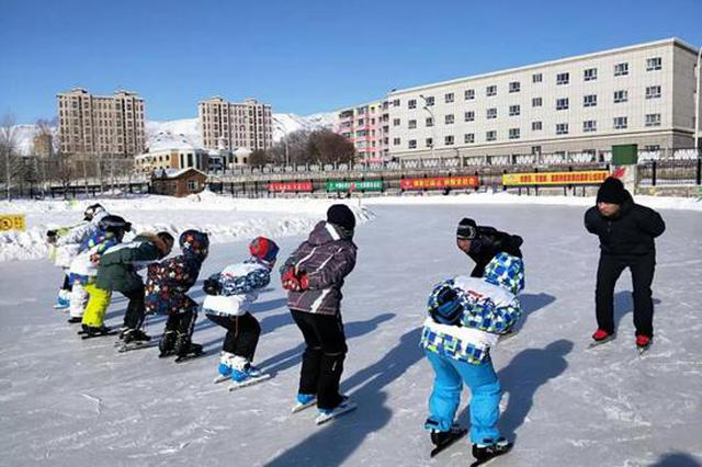 哈尔滨54所学校入选2019年度全省冰雪特色学校 附名单