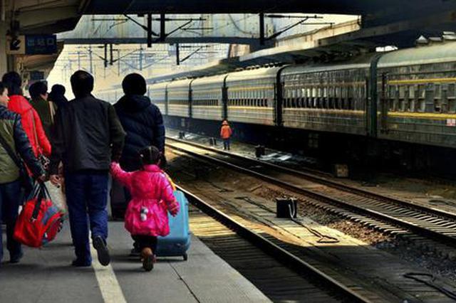 22日出发的省内高铁马上没票了 将加开27趟临客