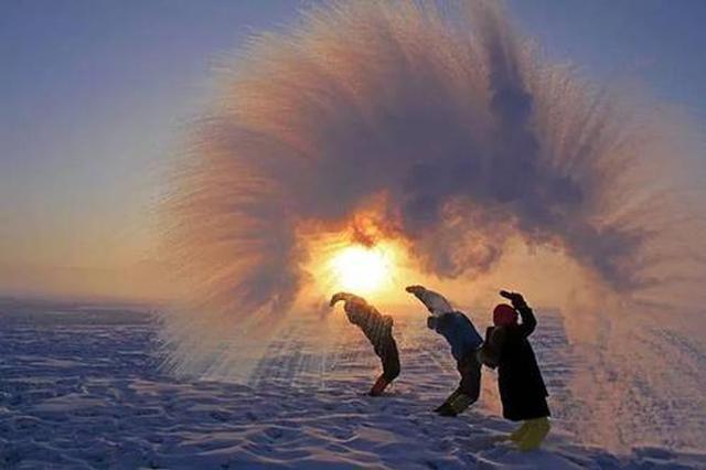 年度7大极端天气发布:12月降雪量为1961年以来第1位