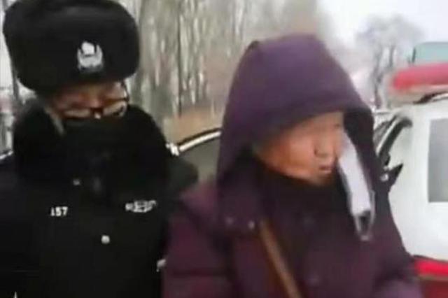这位80岁的双鸭山大娘令人动容 要捐出5万养老钱