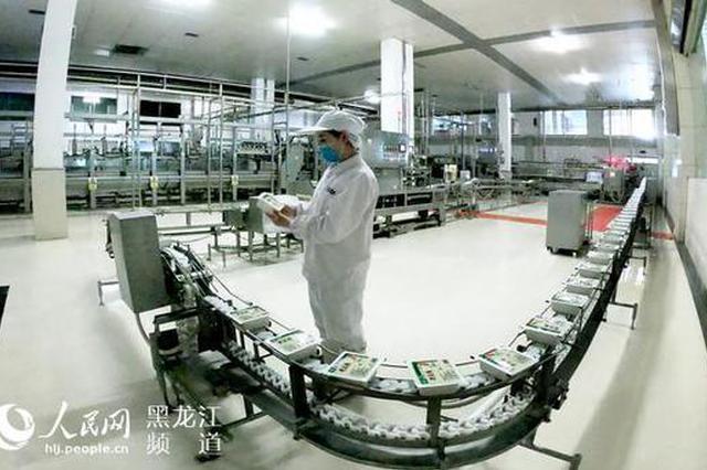 政策跟进、运输保障 黑龙江企业复产复工有序推进