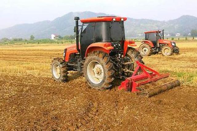 极速三分PK10—极速3分PK拾官方六项举措抓好秸秆还田 提高春耕生产标准和质量