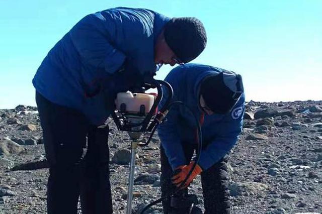 圆满完成任务 黑龙江省赴南极科考队员将在近期回国