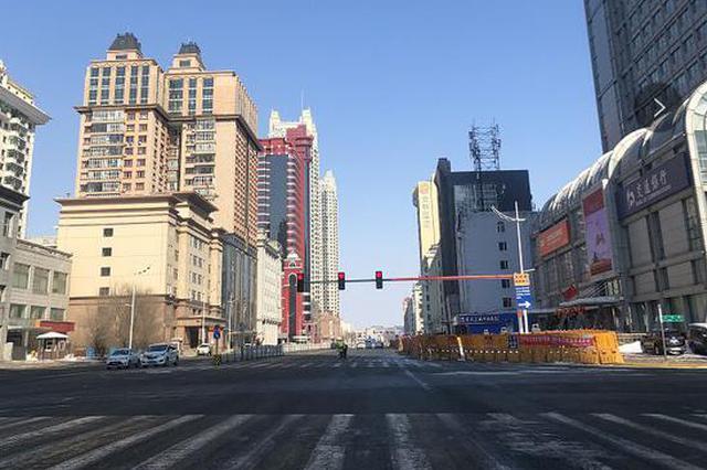 哈尔滨4区交通情况如何?主城区现在是这样的
