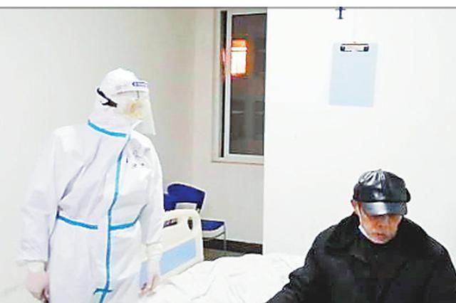 龙江心理医生潘志超 到岗第2天挽救轻生患者