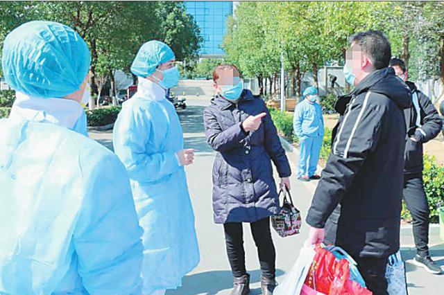 黑龙江省支援孝感医疗队治愈患者数量大幅上升