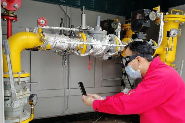 提前储备液化气 哈中庆保障100余家复工企业用气充足