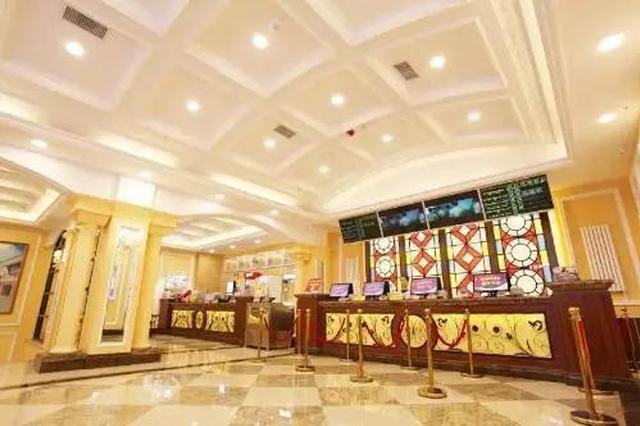 黑龙江省电影院即将开放 观影时座位这样排