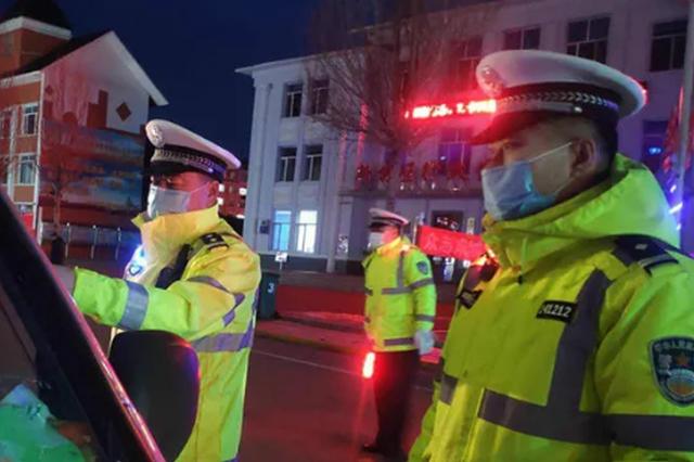 两起酒驾交通事故致6人死亡 黑龙江3天查处酒驾900余起