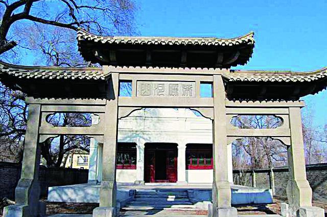 哈尔滨市征集意见 规划打造石公祠历史文化街区
