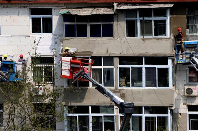 哈尔滨市道外区首批9个老旧小区下旬开工改造