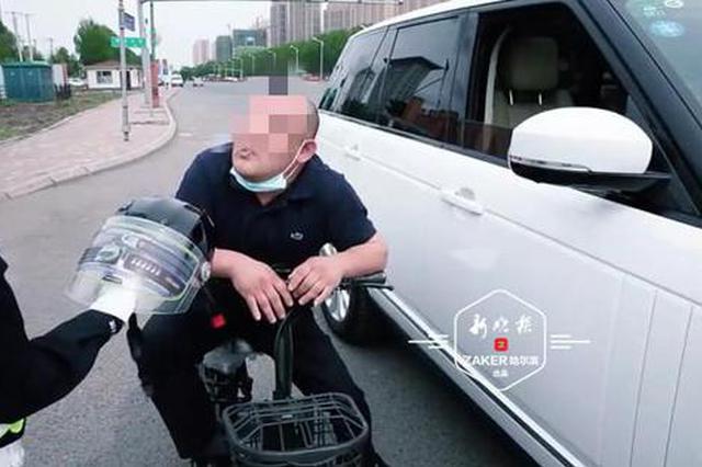 """黑龙江:6月1日起 违反""""一盔一带""""将被处罚"""