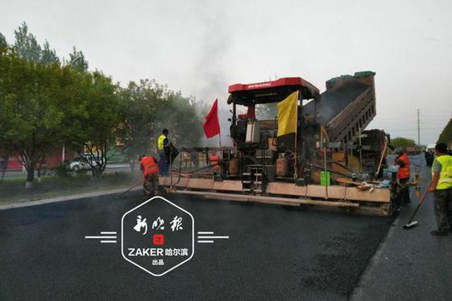 长江路等7条干道调平补强 6月13日前完工 不影响通行