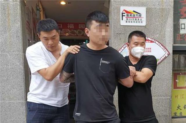 """网贷要小心 俩男子用假网贷APP骗""""保证金"""" 被刑拘"""