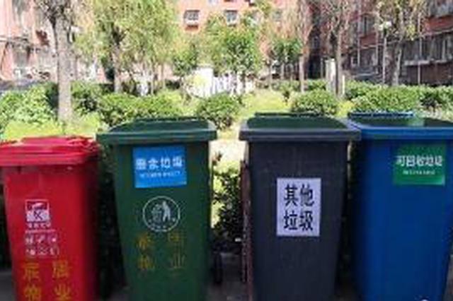 生活垃圾分类全面启动 年底前哈尔滨市城区覆盖率100%