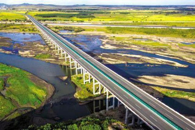 连接双城与肇东!黑龙江省拟建绥满高速哈尔滨过境段