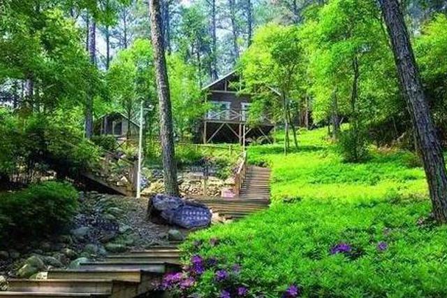 天然大氧吧 黑龙江省5地获评首批国家森林康养基地