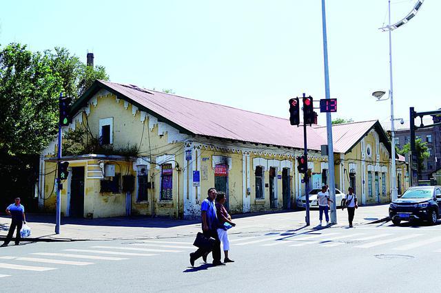 哈尔滨市规划打造花园街历史文化街区
