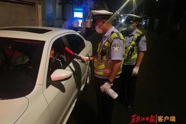 不要心存侥幸!黑龙江省开展夜查酒驾醉驾统一行动
