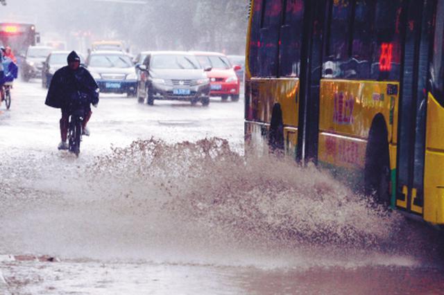 降水量比常年多九成 7月3日至6日哈市将出现大范围降雨