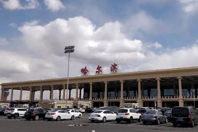 哈机场客运量恢复五成 开通及恢复多条国内航线