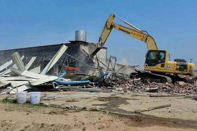 8月前哈市105.3㎡占压管线违建完成拆除 未完成被问责