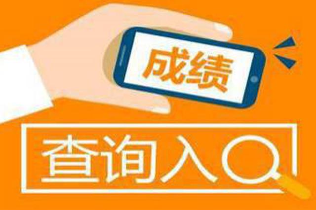 @黑龙江省专升本考生:可以查询考试成绩啦