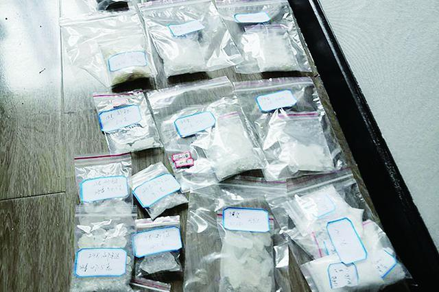 黑龙江省警方打掉四层贩毒网络收缴冰毒1.6公斤