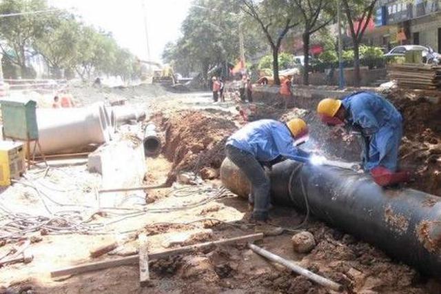 解决压力不足 哈尔滨实施新区松北片区二次供水设施改造