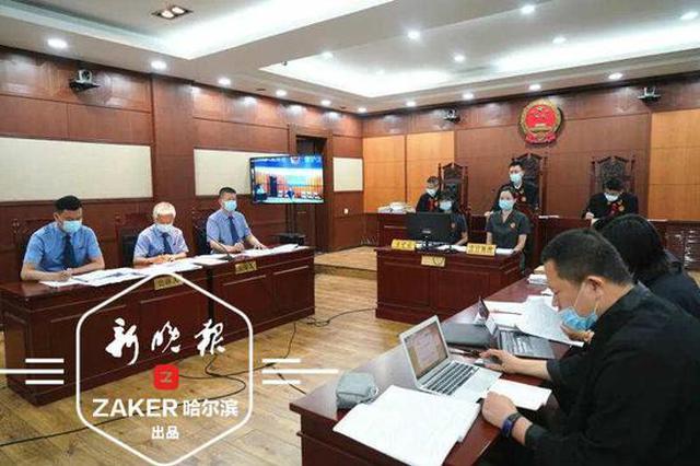 哈市南岗区法院依法宣判李某楠恶势力犯罪集团寻衅滋事案
