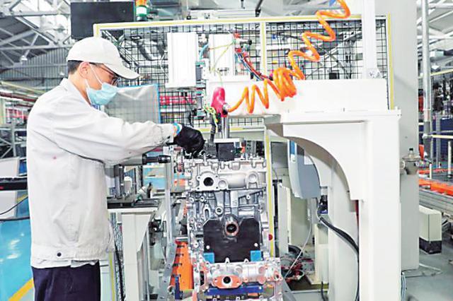 生产发动机超40000台 东安动力9月产销量创新高