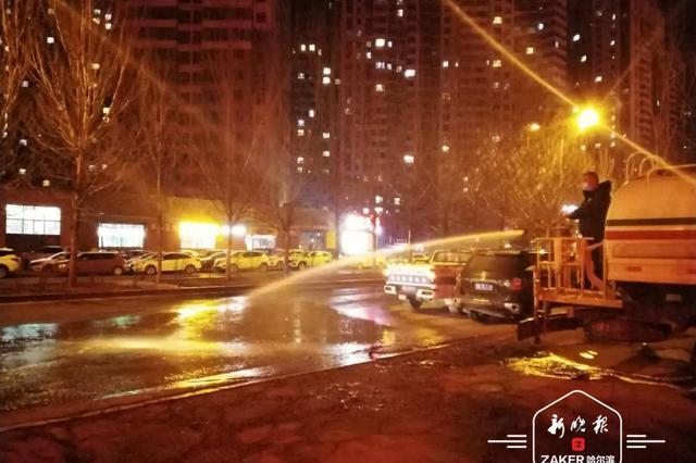 餐企路边棚伞全清除 哈尔滨市开展秋季街面秩序治理
