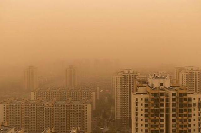 受浮尘和扬沙影响 哈市21日早间或有短时中度及以上污染