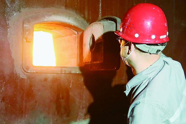 哈尔滨供热首日 九区供热开栓率100%