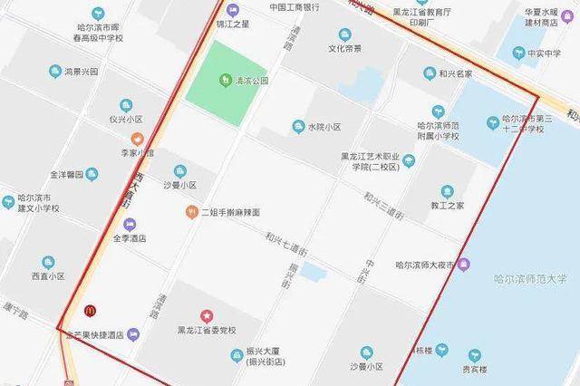 因供水老旧管网改造 哈尔滨这片区域停水18小时
