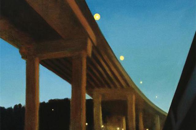 哈南工业新城附近要建立交桥了 计划2021年竣工