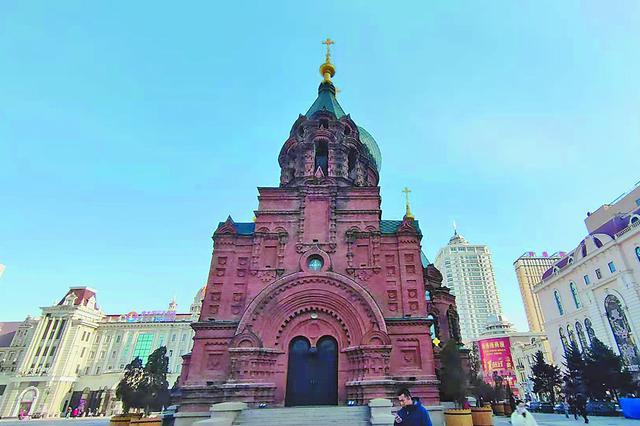 历时两年修缮索菲亚教堂秀新颜 免费开放需提前预约