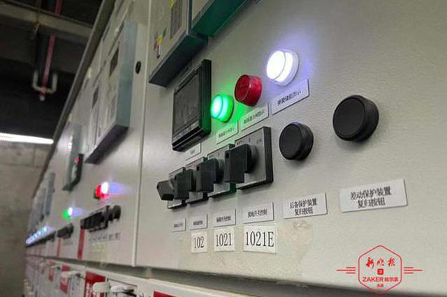 """提前10天 哈尔滨地铁3号线二期东南环全线""""电通"""""""