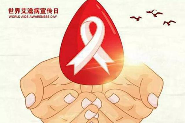 世界艾滋病日|哈市艾滋病病例男男性传播占比近八成