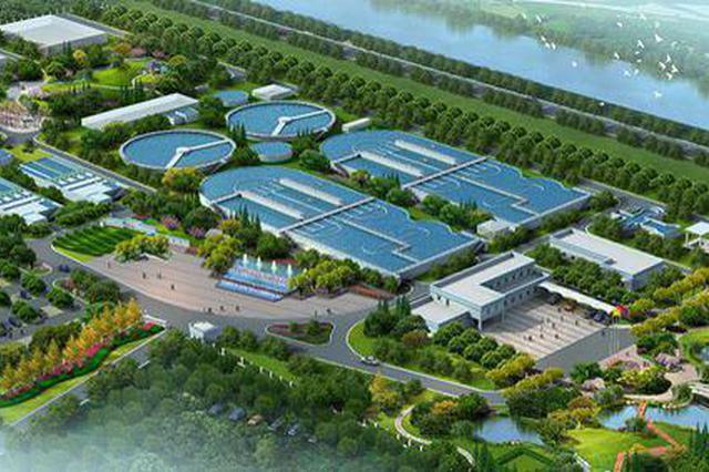松北区乐业镇青年村污水处理站及管网建设工程拟下月末开建