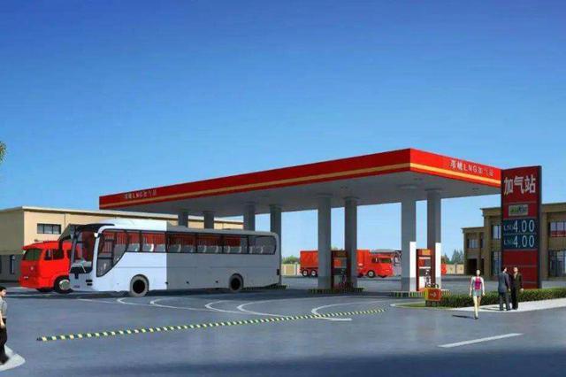 冰城司机注意:拟新增一处加油加气站看看在你家附近没