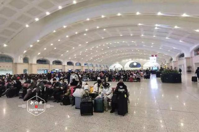 哈铁元旦预计运客61万 客流高峰日预计将出现在1月3日
