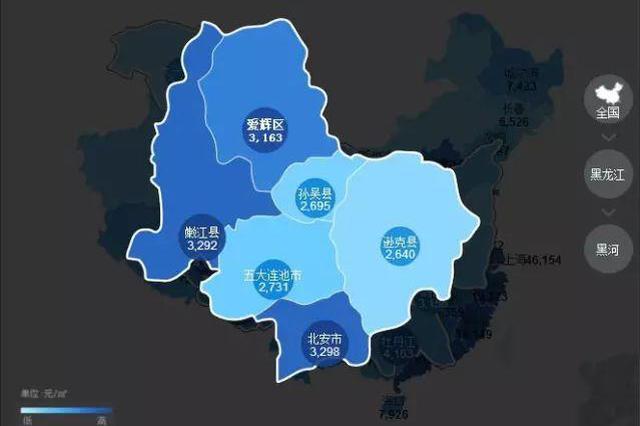 黑龙江省政府将黑河市爱辉区列为省级历史文化名城