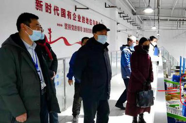 哈尔滨市7家重点防疫物资储备企业原料足够30天使用
