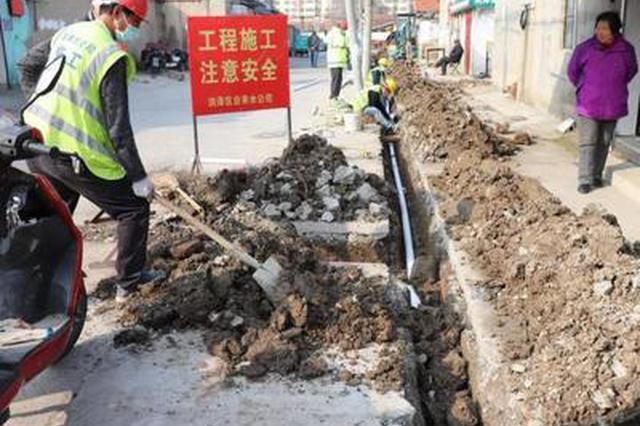 哈尔滨市城区这4条街路拟敷设供水管线 拟4月开工