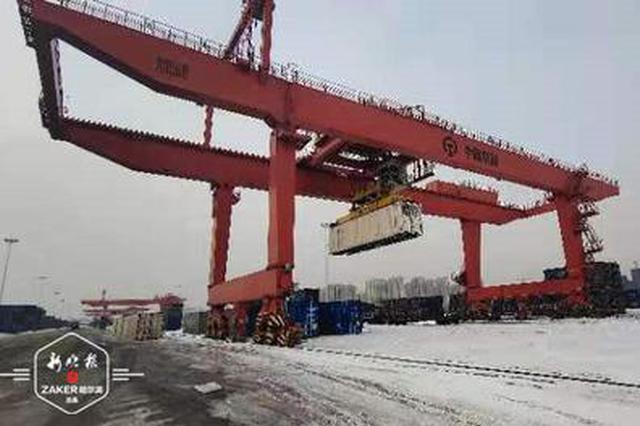 保民生物资运输畅通 本月至20日哈铁累计发送货物1071万吨