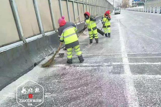 日均转运生活垃圾达3450吨 近3万名城市管理者坚守岗位