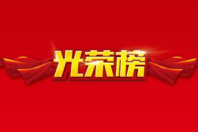 黑龙江省29名个人22个集体光荣上榜