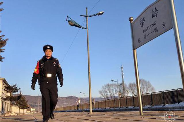 铁路小站唯一民警:17年守护别人的团圆路