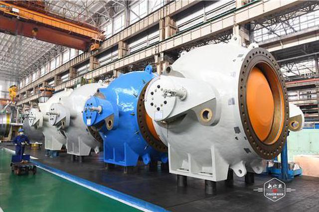 """哈电电机实现2021年前两个月生产制造""""开门红"""""""